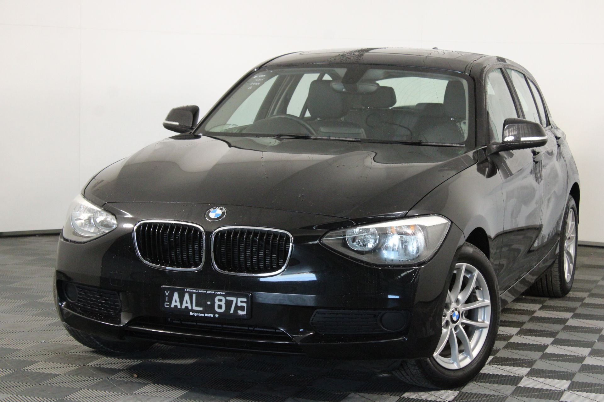 2013 BMW 1 Series 116i F20 Automatic - 8 Speed Hatchback