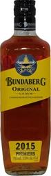 Bundaberg Cowboys Premiers Rum 2015 (1x 700mL), Aus. Screwcap.