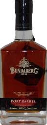 Bundaberg MDC Ltd Release Port Barrel Rum 2011 (1x 700mL Bottle No. 08099)