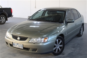 2004 Holden Commodore Equipe Series 2 Y