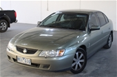 Unreserved 2004 Holden Commodore Equipe Series2Y Series Auto