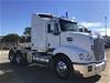 <p>2016 Kenworth T409 6 x 4 Prime Mover Truck</p>