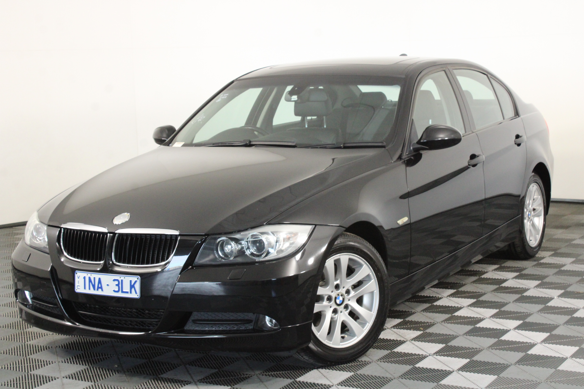 BMW 3 20d E90 Turbo Diesel Automatic Sedan