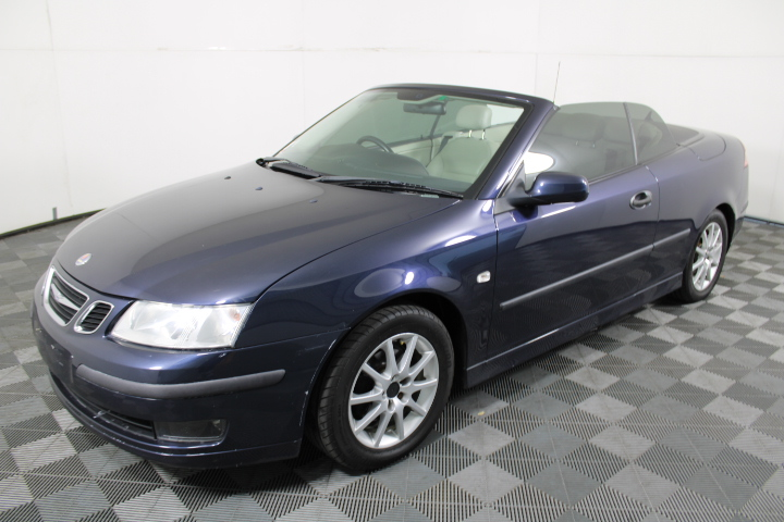 2004 Saab 9-3 Linear Automatic Convertible