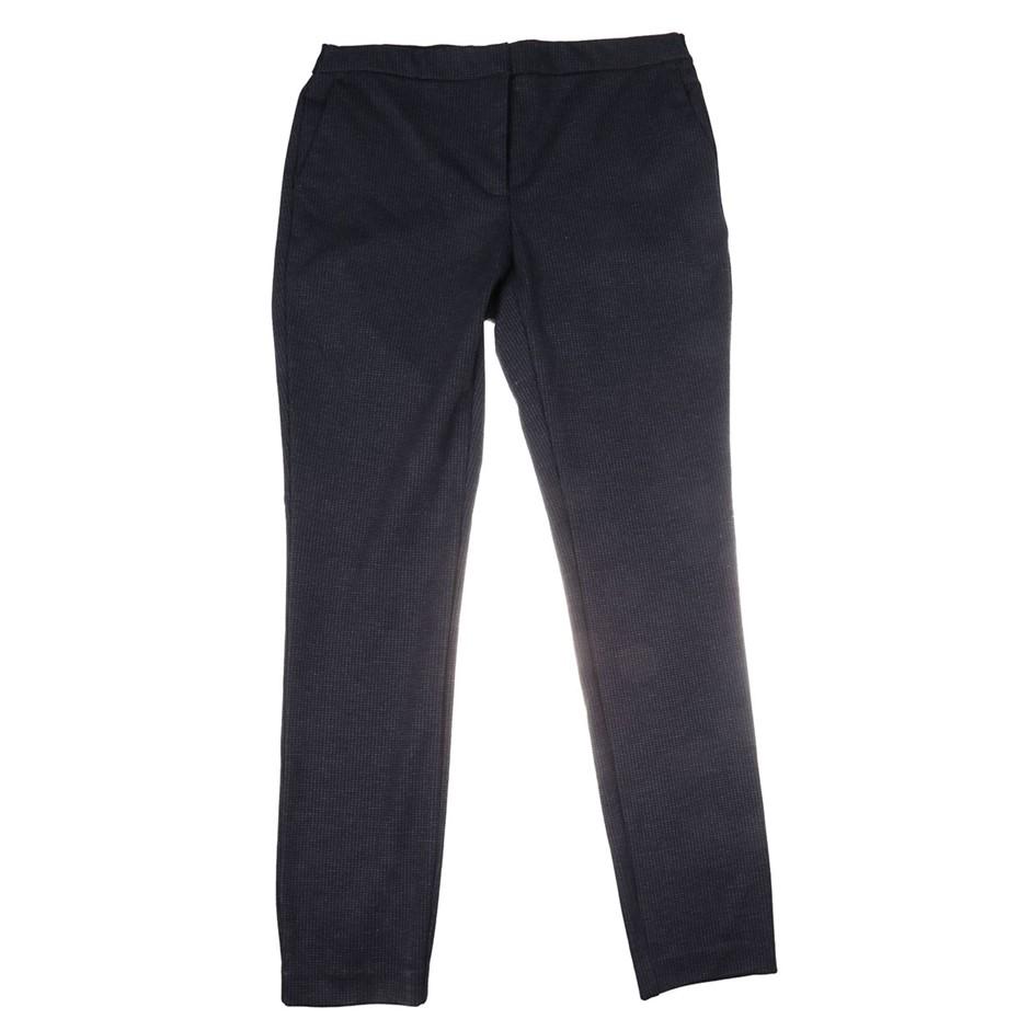 ANDREW MARC NEW YORK Women`s Printed Pants w/ Elasticated Waist, Size 6, Po