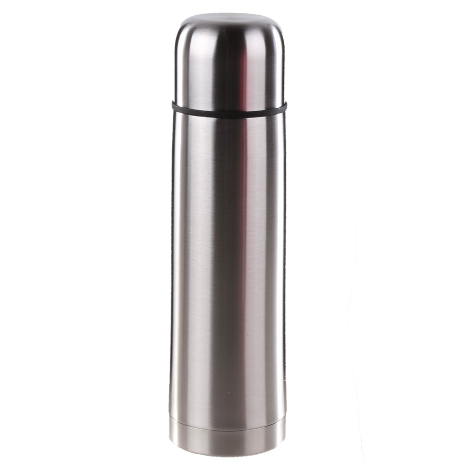 Stainless Steel Flask 500ml. Buyers Note - Discount Freight Rates Apply to