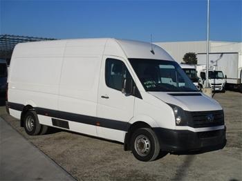 Unreserved Refrigerated Van