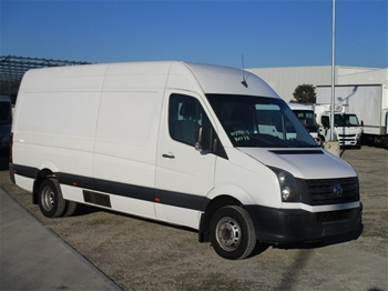 Unreserved Refrigerated Van