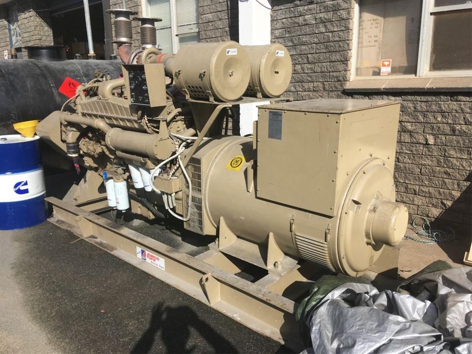 Cummins 650kVA Diesel Generator with Stamford Alternator