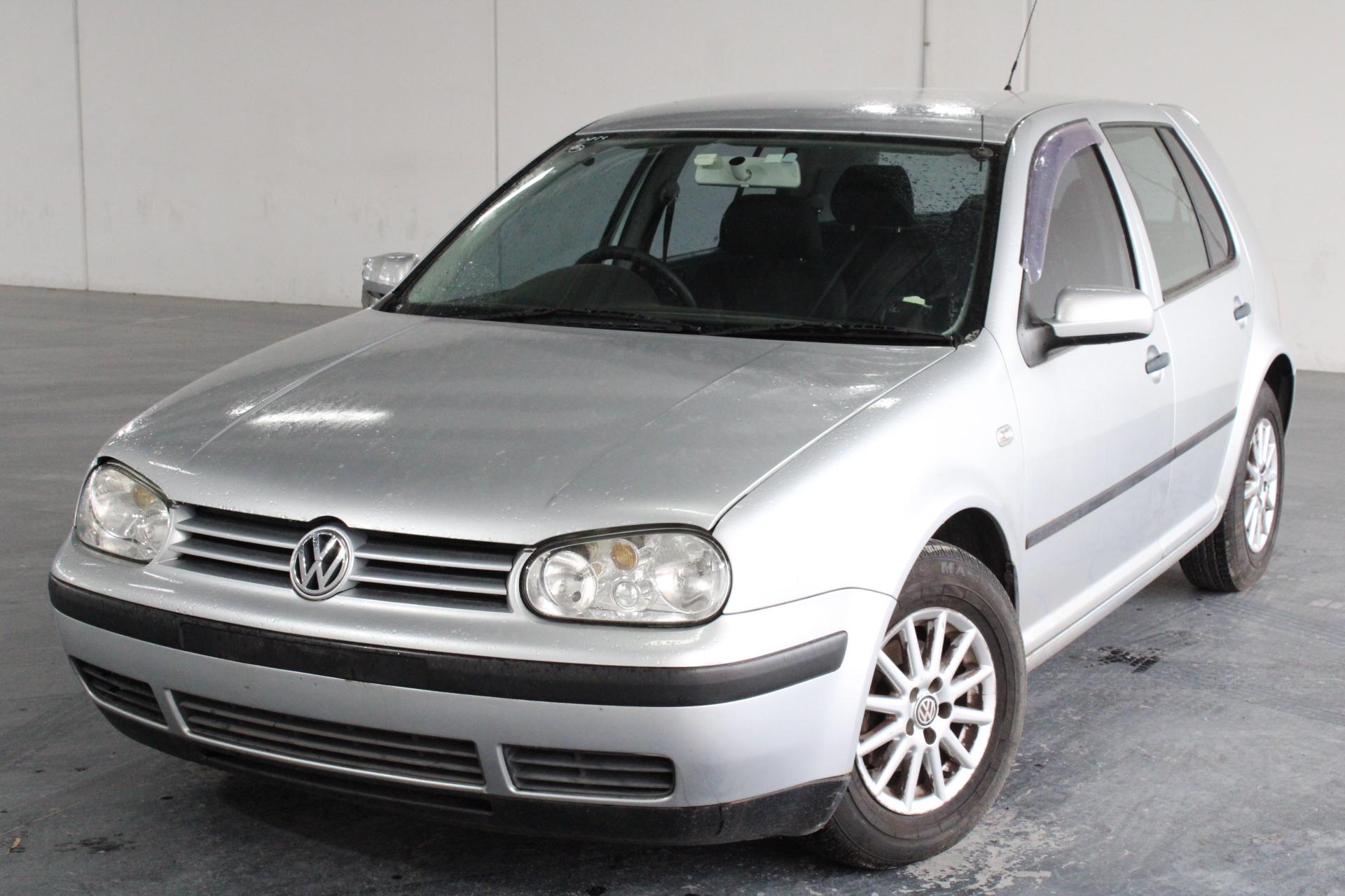 2001 Volkswagen Golf GL A4 Manual Hatchback