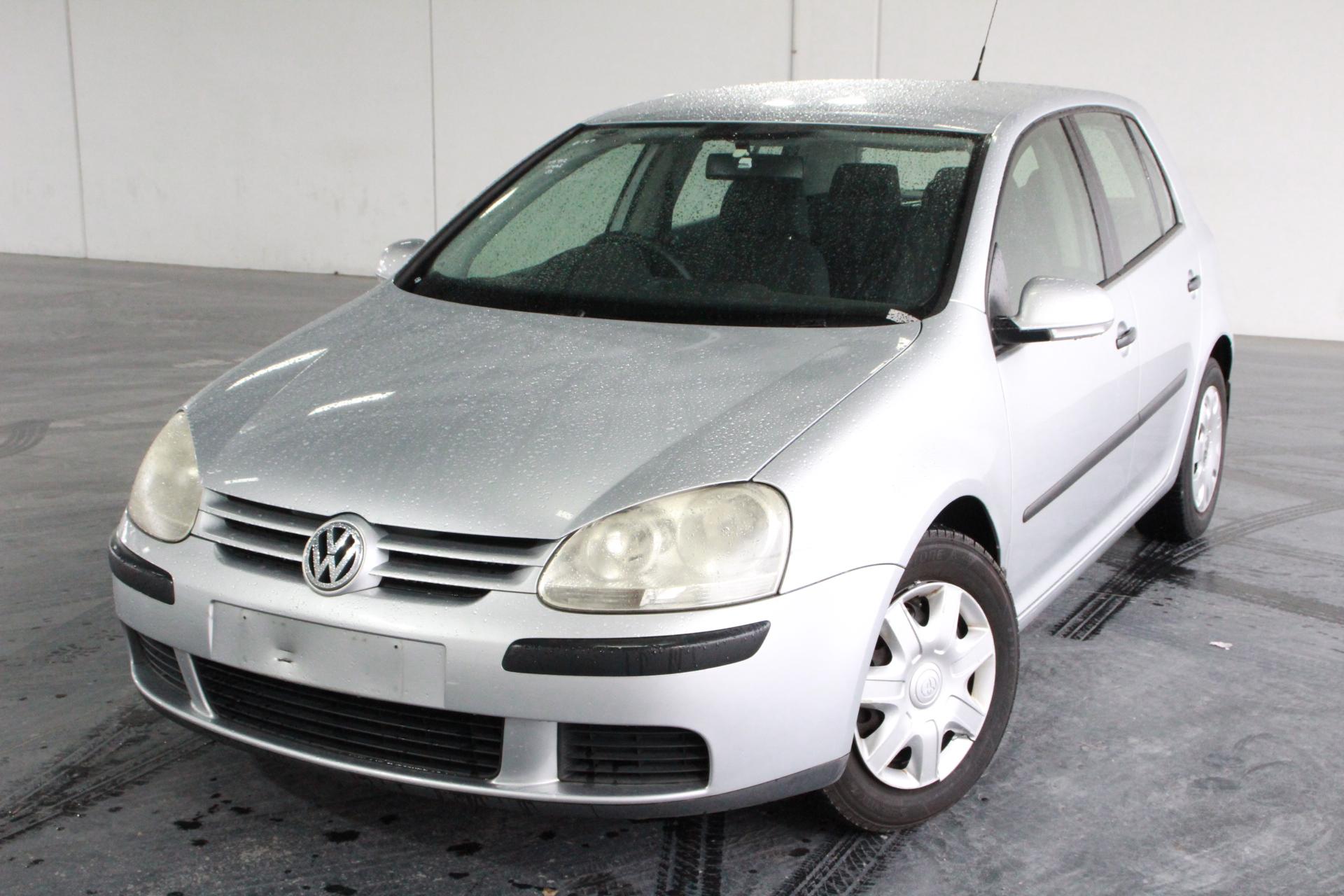 2006 Volkswagen Golf 1.6 Trendline 1k Automatic Hatchback