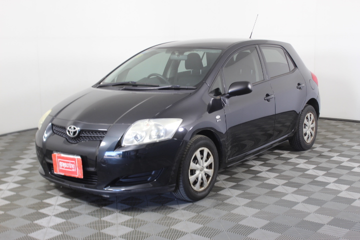 2007 Toyota Corolla Ascent 6sp Manual 5D Hatch 166,816kms