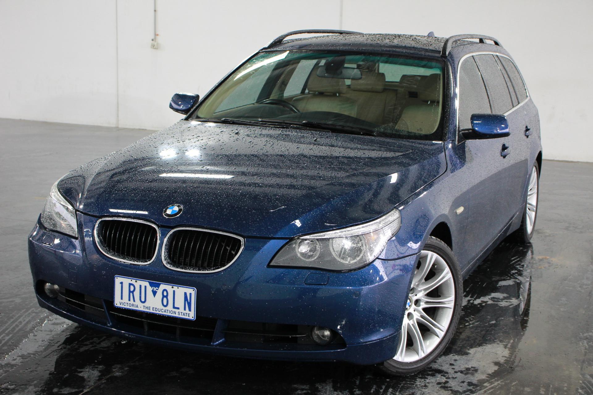 2005 BMW 5 30i TOURING E61 Automatic Wagon
