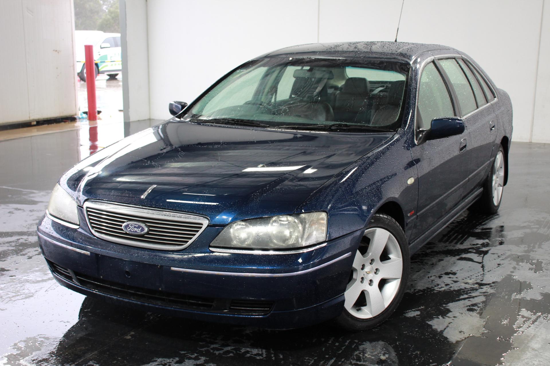 2003 Ford Fairlane G220 BA Automatic Sedan