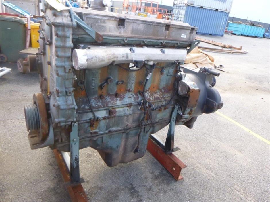 Detroit Diesel 6 Cylinder Diesel Motor