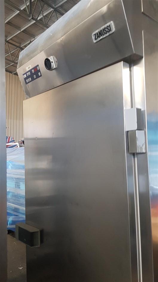 Zanussi Single Door Blast Freezer