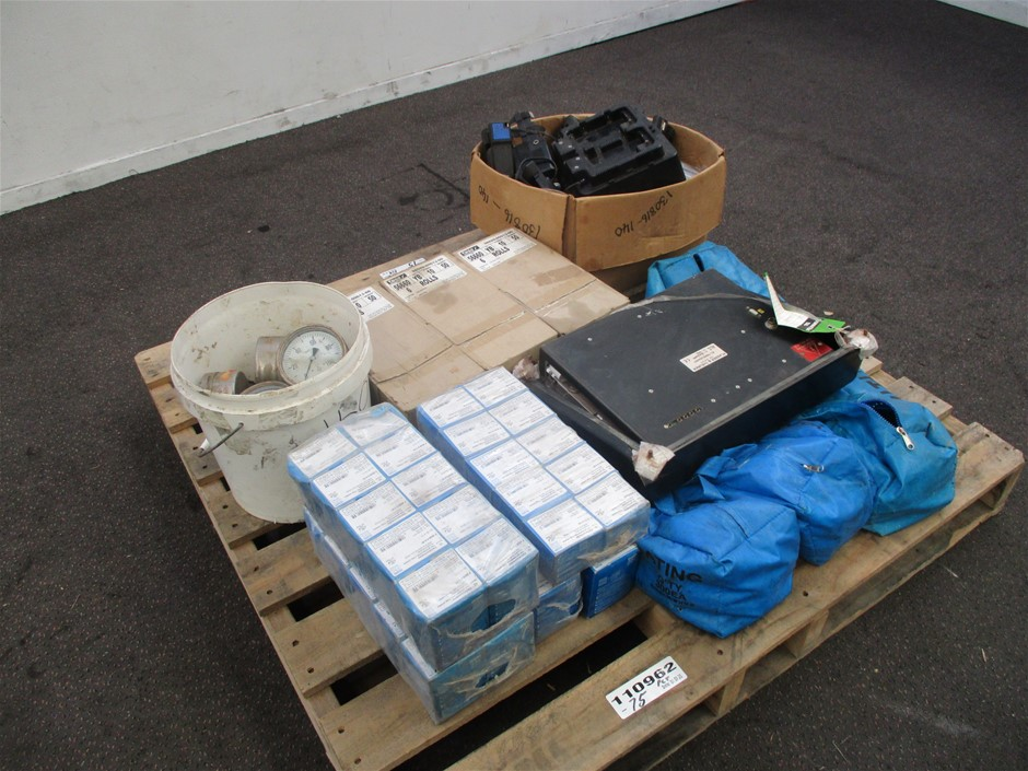 Pallet of Large Qty Various Items