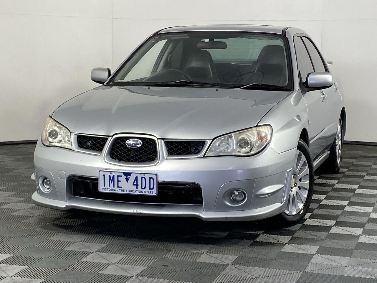 2007 Subaru Impreza 2.0i (AWD) G2 Automatic Sedan (WOVR Inspected)