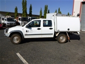 UNRESERVED - Holden Rodeo Dual Cab Ute