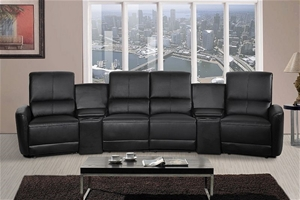 Oscar - 4 Seater Home Theatre Reclining