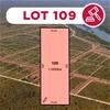 Lot  109 - Land Size:  1.5ha Location: Valentine Falls Kununurra, WA