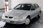 Unreserved 1999 Holden Commodore Executive VT