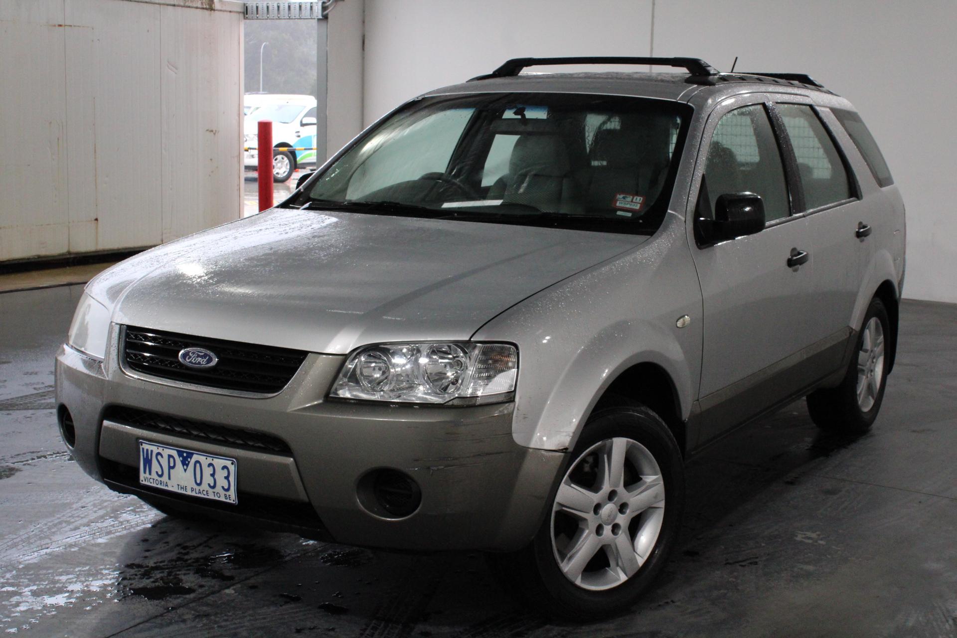2008 Ford Territory TS (RWD) SY Automatic Wagon