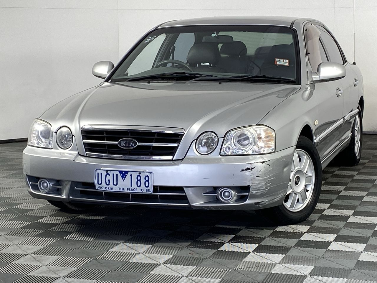 2005 Kia Optima GD Automatic Sedan