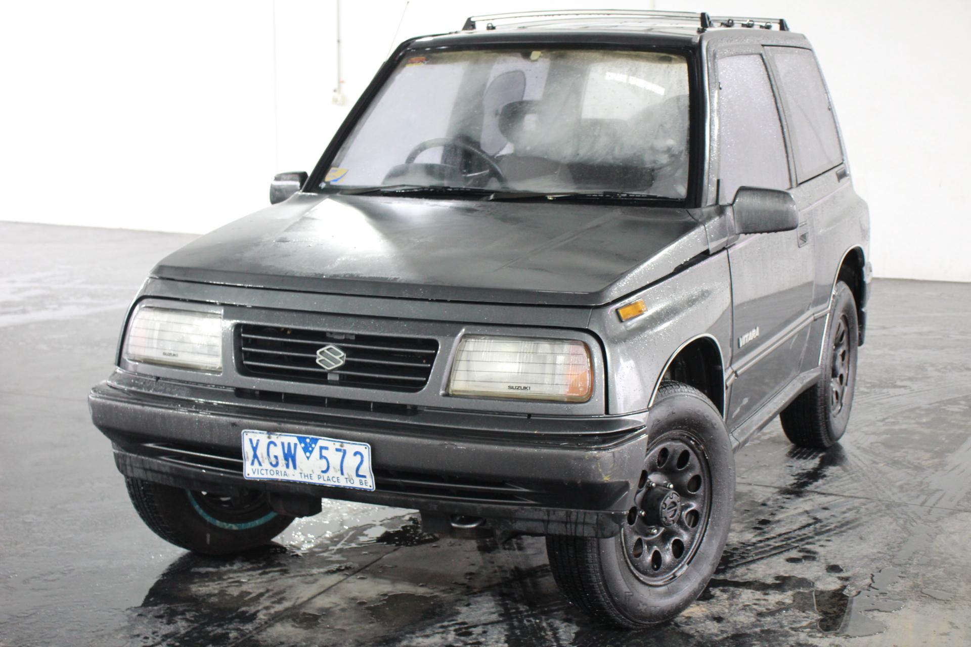 1989 Suzuki Vitara Manual Coupe