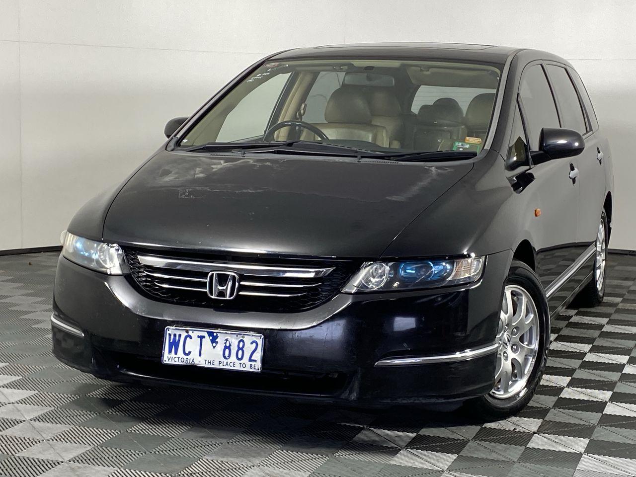 2005 Honda Odyssey Luxury Automatic 7 Seats People Mover