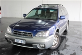 Unreserved 2003 Subaru Outback H6 LUXURY B3A