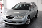 Unreserved 2004 Mazda 6 Classic GY Automatic Wagon