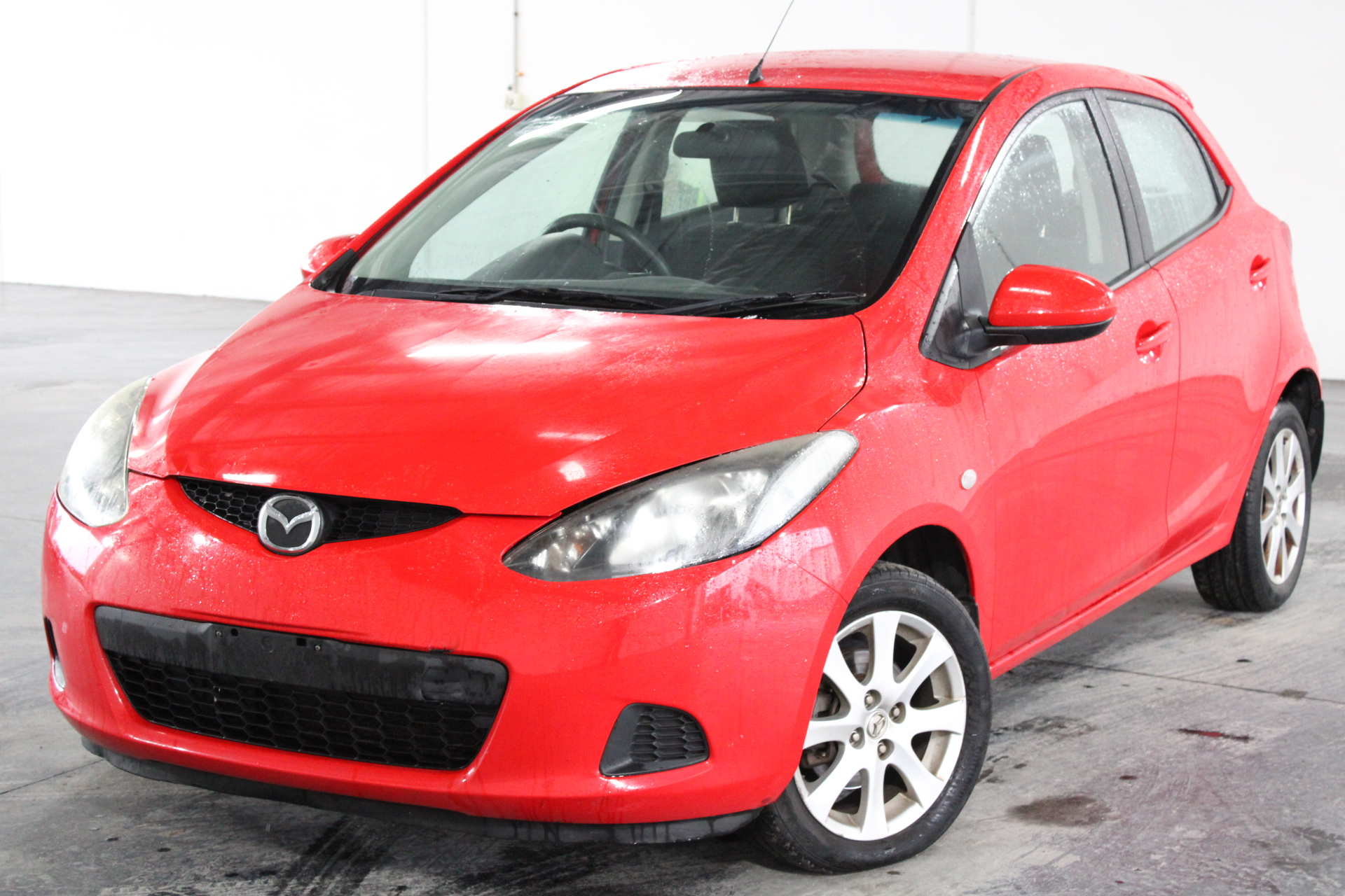 2008 Mazda 2 Maxx DE Manual Hatchback