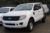 Unreseved 2013 Ford Ranger XL 4X4 PX Turbo Diesel