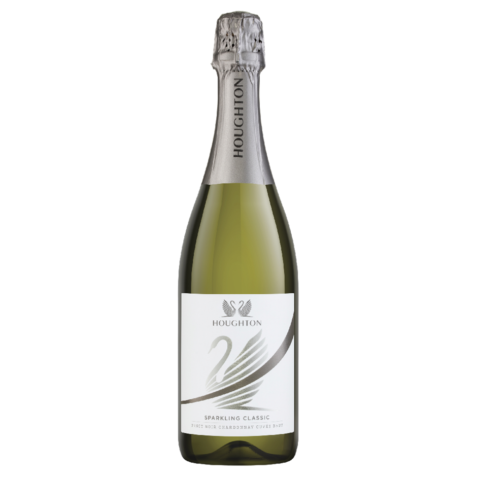 Houghton Stripe Sparkling Classic NV (6 x 750mL), SEA.