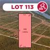 Lot  113 - Land Size:  1.5ha Location: Valentine Falls Kununurra, WA