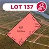Lot  137 - Land Size:  1ha Location: Valentine Falls Kununurra, WA