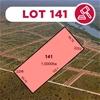 Lot  141 - Land Size:  1ha Location: Valentine Falls Kununurra, WA