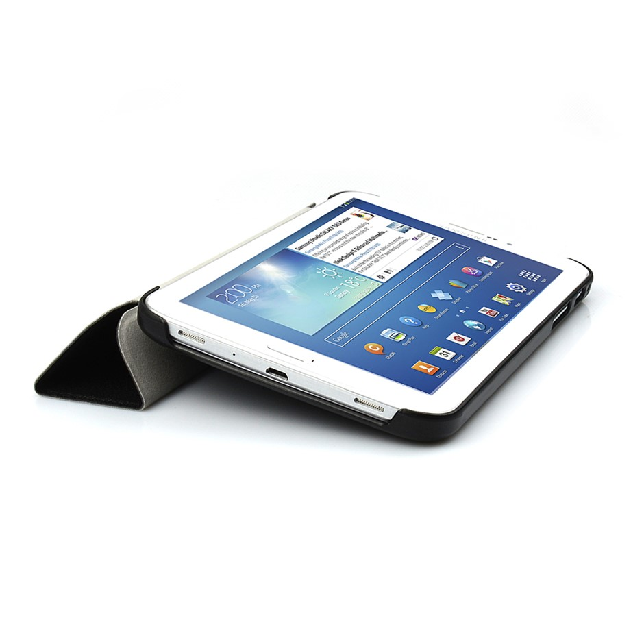 (3 Pack) mbeat Ultra Slim Case Cover for Galaxy Tab 3 7 Inch - Black