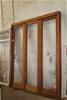 Timber Frame Bi-fold Door