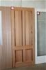 Western Red Cedar Solid Timber Door