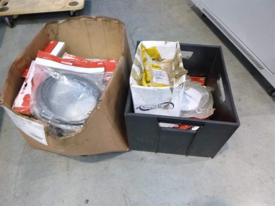 2x Boxes Welding Parts