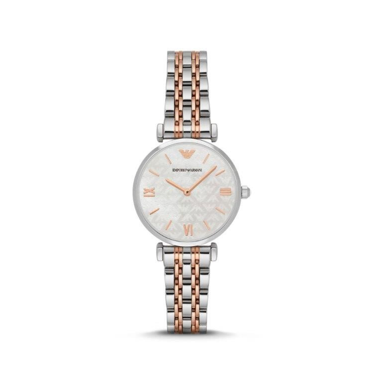 Gorgeous new Emporio Armani Classic Mother of Pearl Ladies Watch