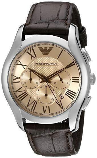 Timeless new Emporio Armani Classic Chronograph Men's Watch.