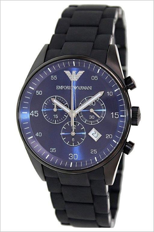 Stylish, new Emporio Armarni men's watch