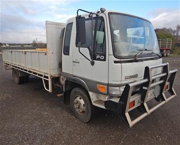 1997 Hino FD2J 4x2 Service Truck