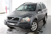 Unreserved 2005 Volvo XC90 2.5T Automatic