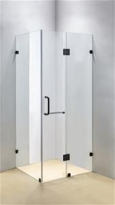1200 x 700mm Frameless 10mm Glass Shower