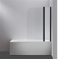 180 Pivot Door 6mm Safety Glass Bath Sho