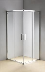 900 x 900mm Sliding Door Nano Safety Gla